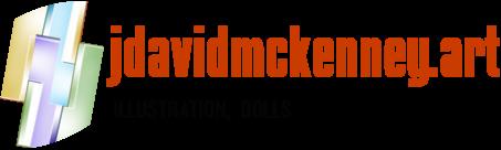 J. DAVID MCKENNEY : ART, ILLUSTRATION, DOLLS
